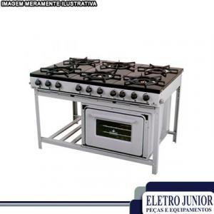 Assistência técnica em cozinhas industriais